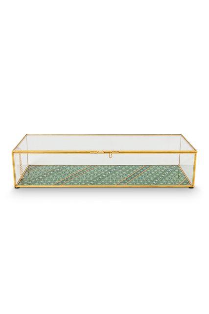 Opberg-doosje-glas-goud-sieraden-kistje-pip-studio-41x16,5x9-cm