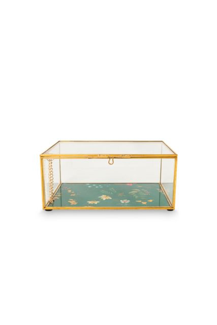 Storage-box-glass-gold-jewelery-box-pip-studio-21x16,5x5,5-cm