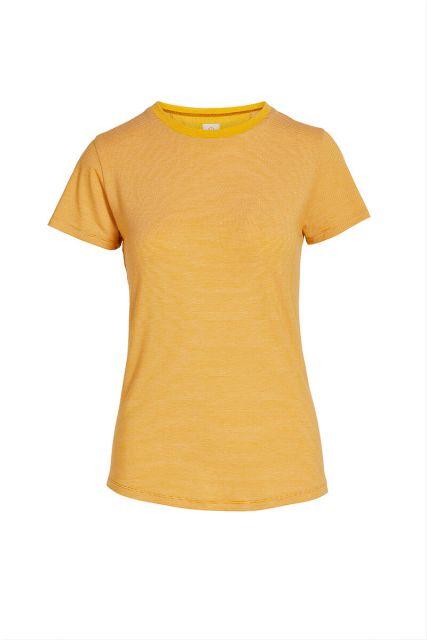 tanja-short-sleeve-shiny-stripes-gelb-pip-studio