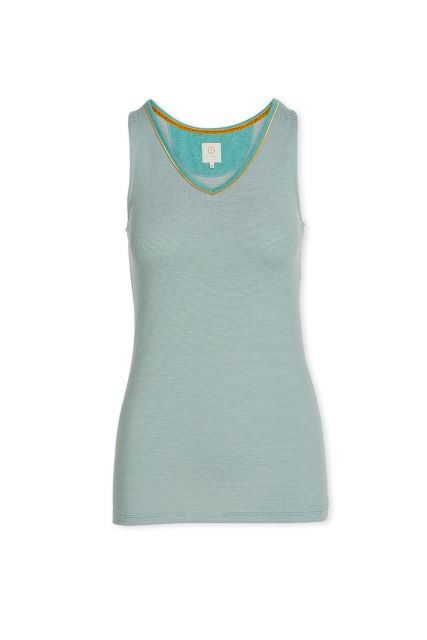 tessy-sleeveless-top-shingy-stripes-groen-pip-studio-