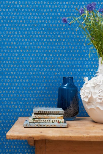behang-vliesbehang-lieveheersbeestje-blauw-pip-studio-lady-bug