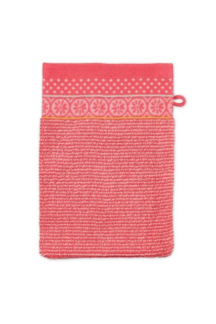 Wash-cloth-coral-floral-16x22-soft-zellig-pip-studio-cotton-terry-velour