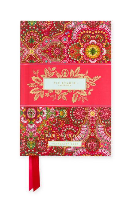 year-round-agenda-2021-a6-moon-delight-rood-bloemen-pip-studio-14001024