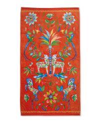 beach-towel-curio-oranje-pip-studio-217791