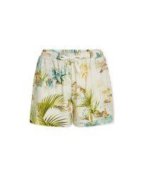 Bob-shorts-trousers-palm-scenes-off-white-woven-pip-studio-51.501.109-conf