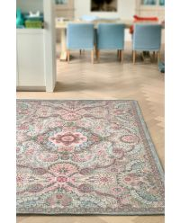 vintage-rectangular-moon-delight-carpets-in-light-khaki-with-flower-details