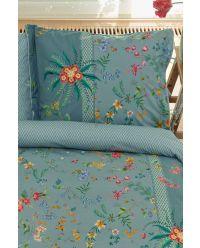 kussensloop-blauw-bloemen-kussenhoes-petites-fleurs-pip-studio-2-perosonen-60x70-40x80-katoen
