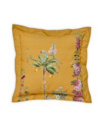 Cushion square Babylons Garden Yellow