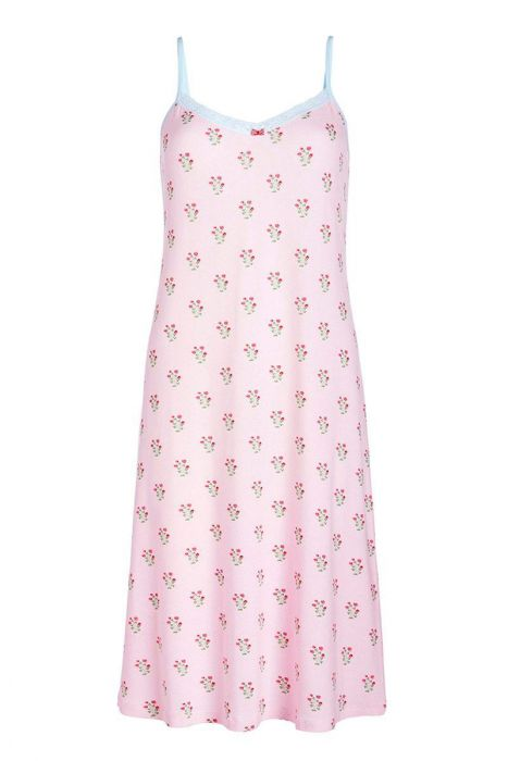 Ärmelloses Nachthemd Upsy Daisy rosa