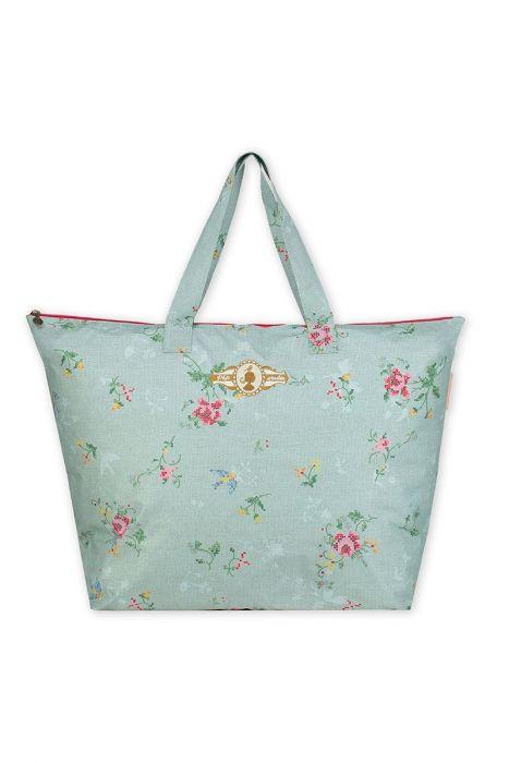 Pip Classic Beachbag Granny Pip Groen