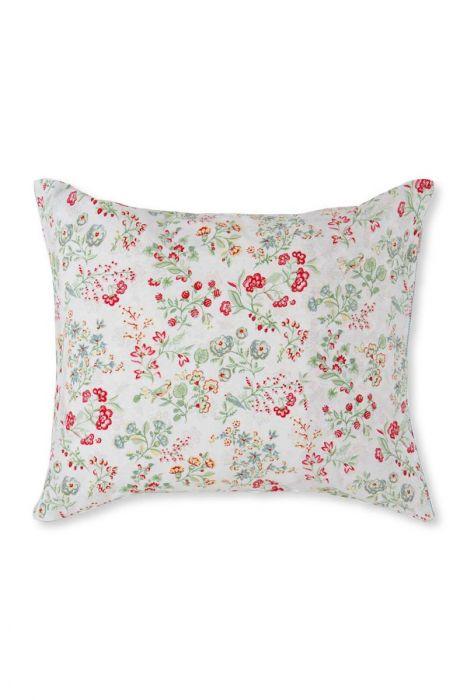 Pillowcase Jaipur Flower Khaki