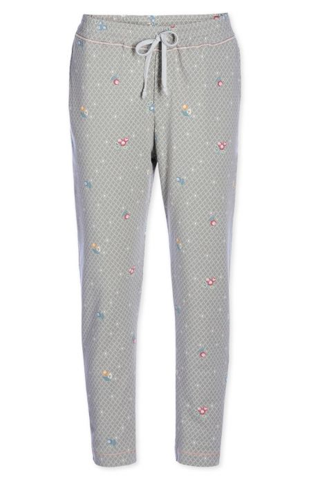 Trousers Grand Berry Grey