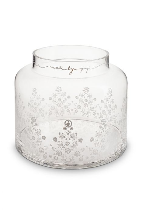 Clear Glass Vase Floral 215cm Pip Studio The Official Website