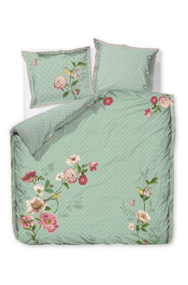 Duvet cover Pip Poppy Green
