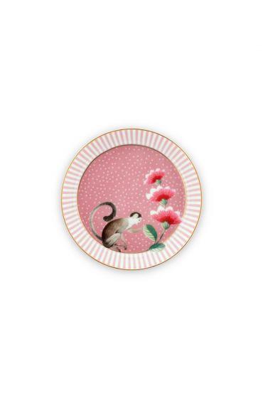 La Majorelle Teebeutelablage Rosa 9 cm