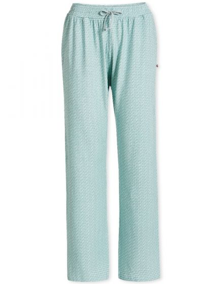 Trousers Long Stitch Blue