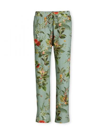 Trousers Long Floris Blue