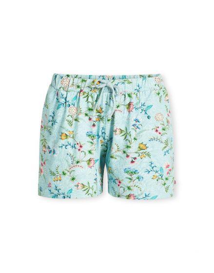 Trousers Short La Majorelle Blue