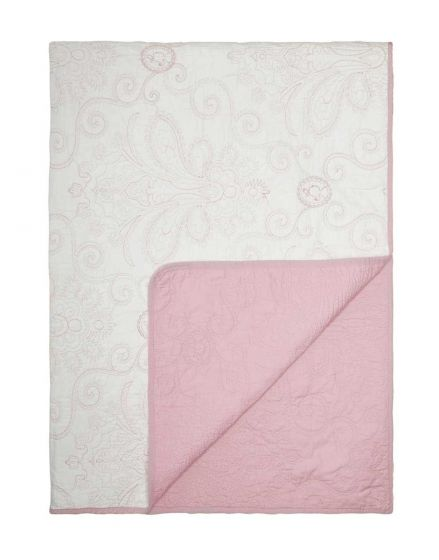 Quilt Feeling Quilty Pink White
