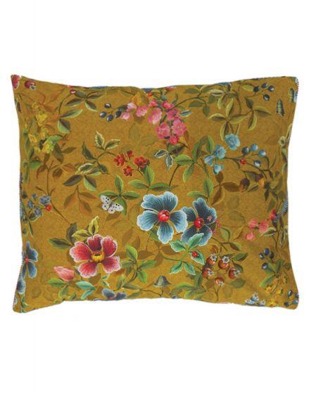 Pillowcase Floral Delight Yellow