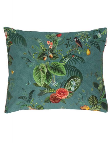 Pillowcase Floris Blue