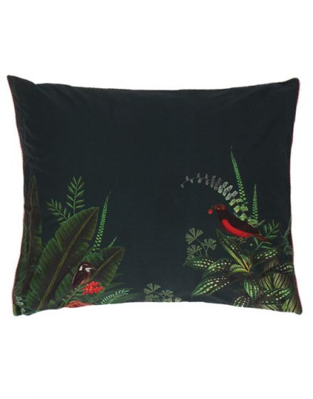 Pillowcase Forest Foliage Green