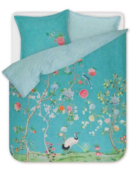 Duvet cover Good Morning Dark Green