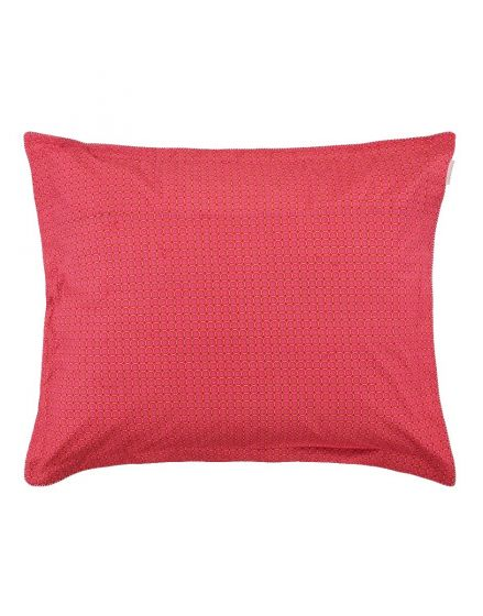 Pillowcase Good Night Red