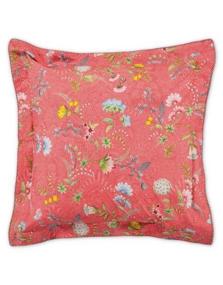 Cushion square La Majorelle Pink