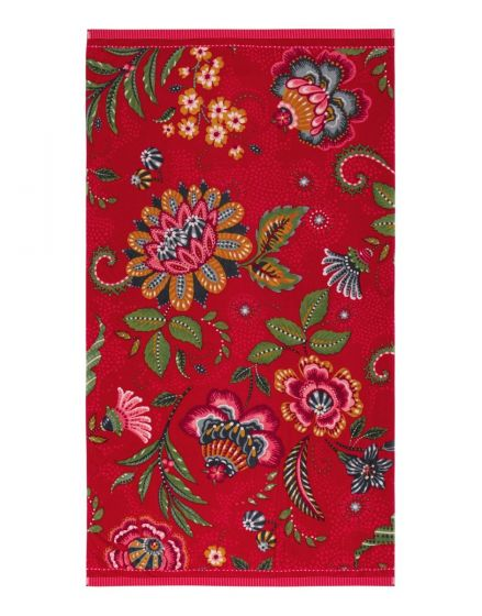 Beach towel Medina Red 100x180 cm