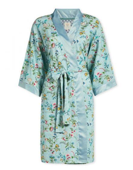Kimono La Majorelle blauw