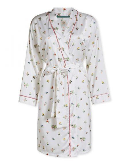 Kimono Moss wit