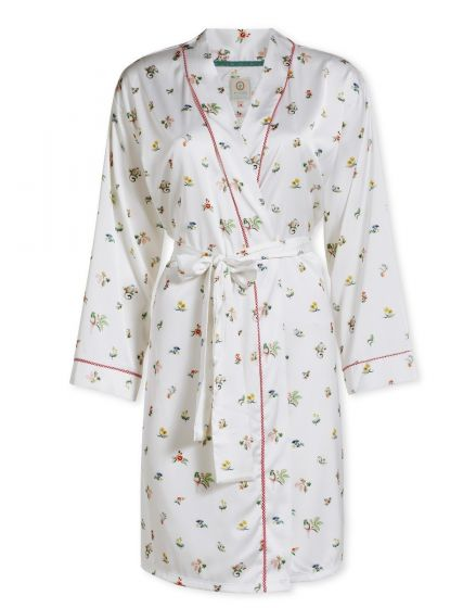 Kimono Moss White