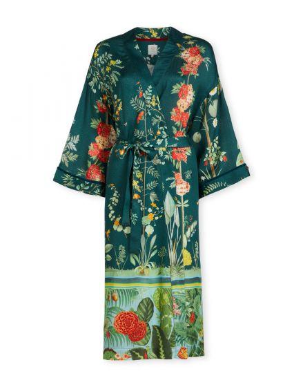 Kimono Babylons Garden Green