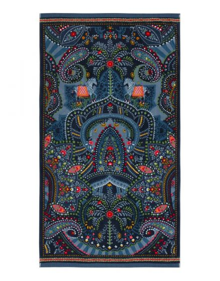 Beach towel Sunrise Blue 100x180 cm
