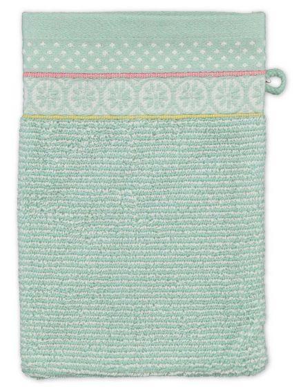 Wash cloth Soft Zellige Blue 16x22 cm