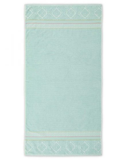 XL Bath towel Soft Zellige Blue 70x140 cm