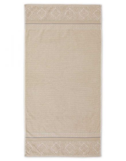 XL Bath towel Soft Zellige Khaki 70x140 cm