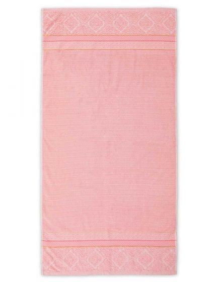 XL Bath towel Soft Zellige Pink 70x140 cm