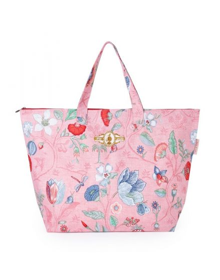 Wochenende tasche Spring to Life Petit Rosa