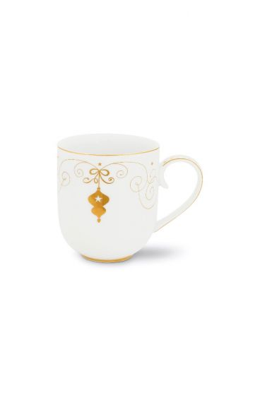 Royal Christmas large mug