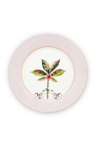 La Majorelle Frühstücksteller Rosa 21 cm