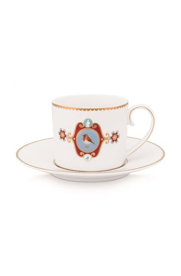 cup-and-saucer-200-ml-white-gold-details-love-birds-pip-studio
