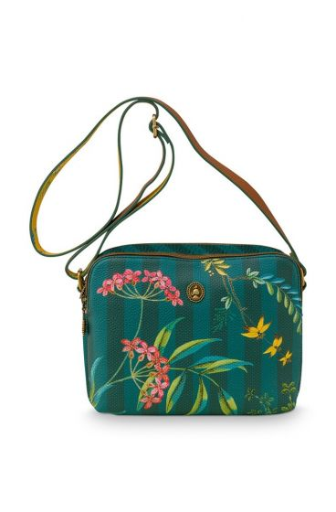 cross-body-medium-fleur-grandeur-groen-23.5x7.5x18-cm-artificial-leather-1/24-pip-studio-51.273.243