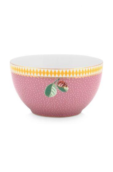 bowl-la-majorelle-made-of-porcelain-in-pink-9,5-cm