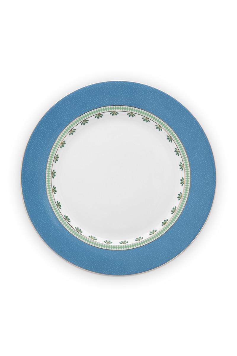 Color Relation Product La Majorelle Dinner Plate Blue 26.5 cm