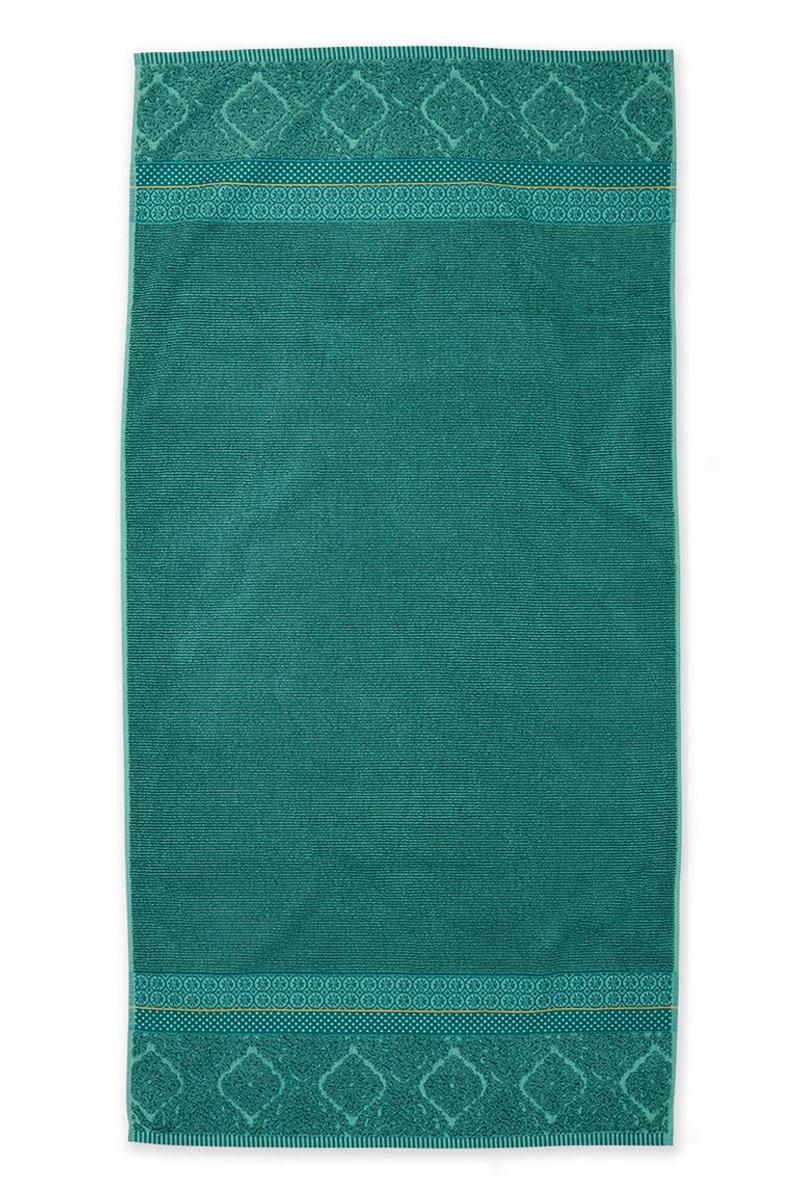 Color Relation Product Douchelaken Soft Zellige Groen 70x140