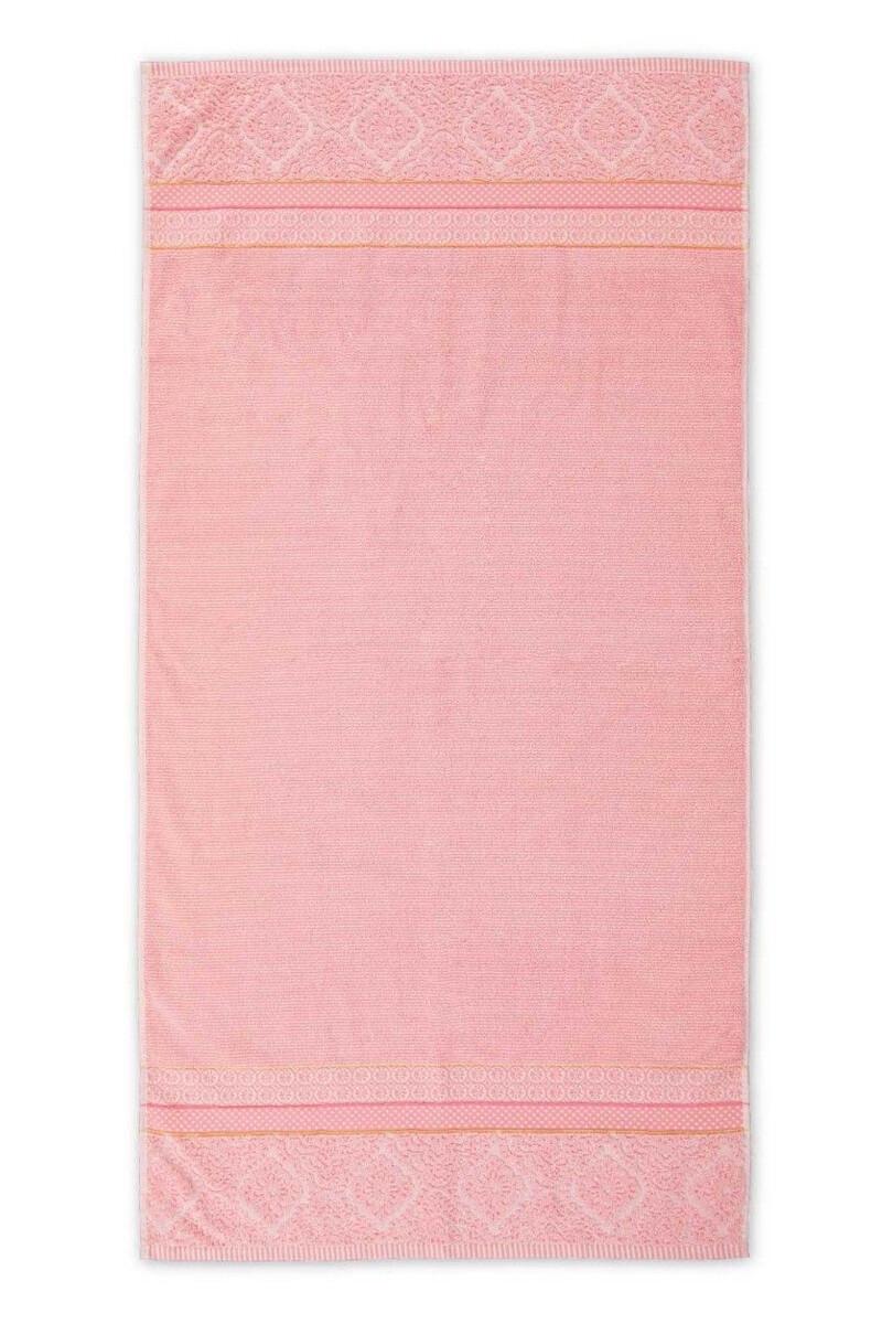 Color Relation Product  XL Bath towel Soft Zellige Pink 70x140 cm