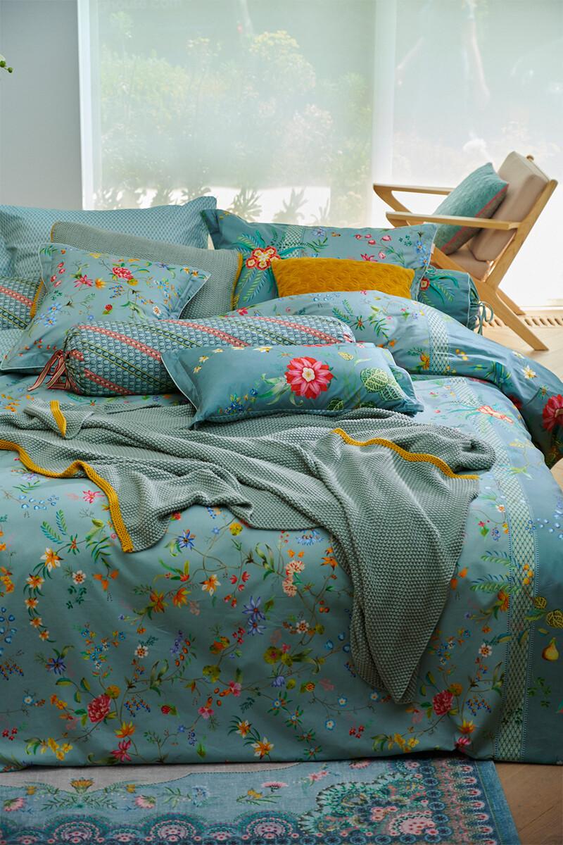 Color Relation Product Duvet Cover Petites Fleurs Blue