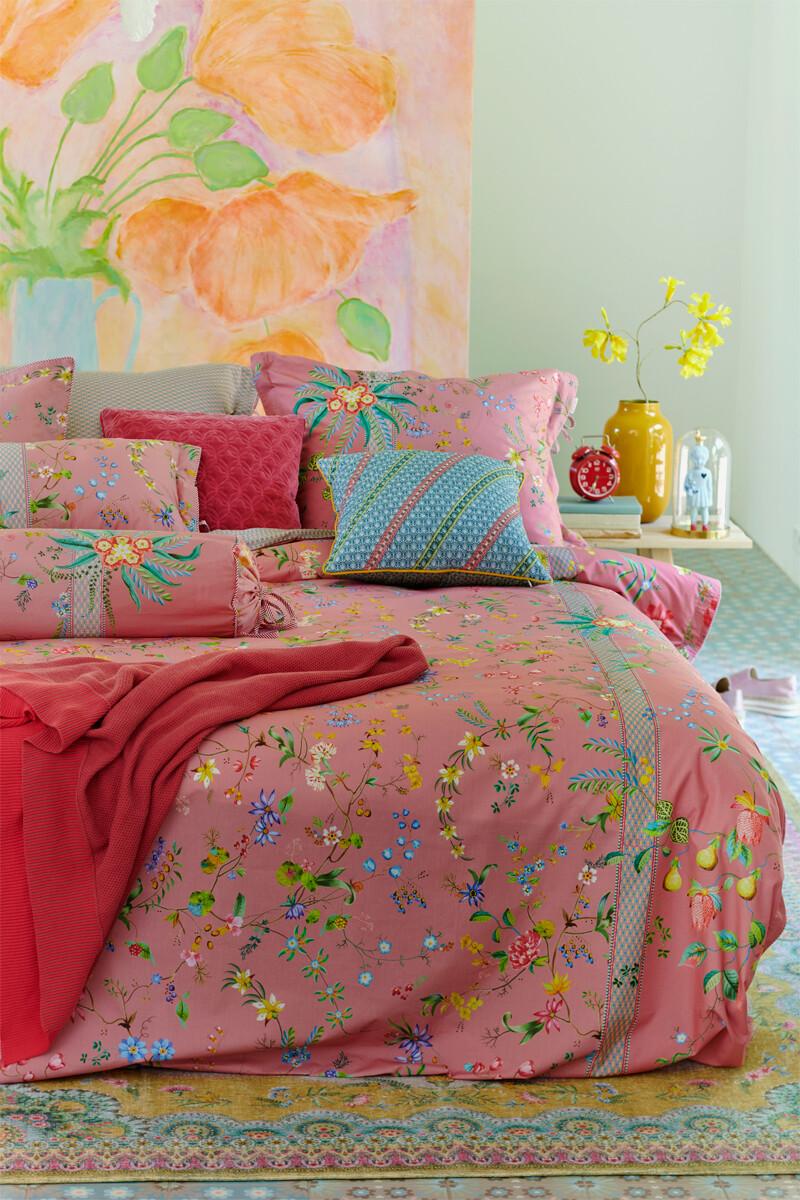 Color Relation Product Duvet Cover Petites Fleurs Pink